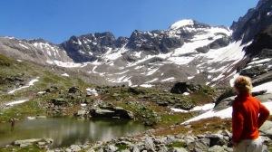 Beim Wandern ist man besonders klimaneutral und umweltfreundlich
